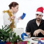 Beziehungsprobleme an Weihnachten