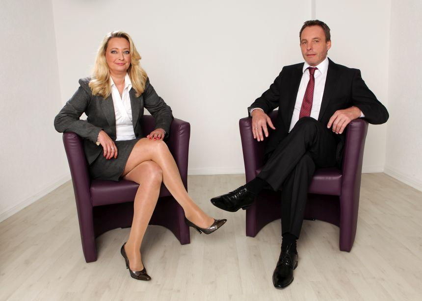Berater-Ehepaar Neumayr