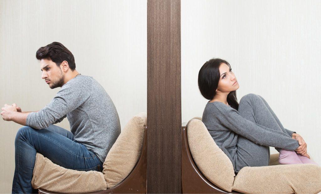 Schweigen in der Beziehung - Paarberatung Neumayr München